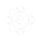 Wrench in a cog icon
