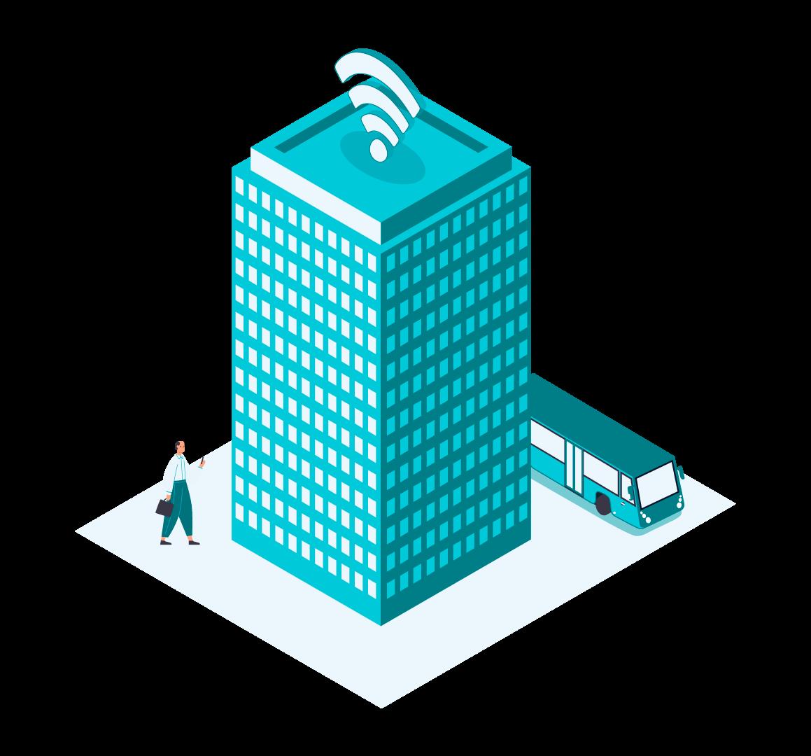 Tech-driven smart cities